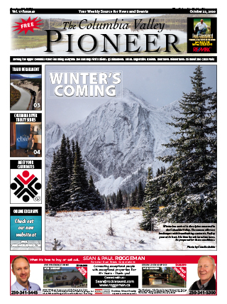 Columbia Valley Pioneer, October 22, 2020