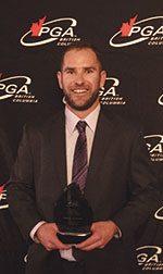 Johnson receives second highest valley golf ranking