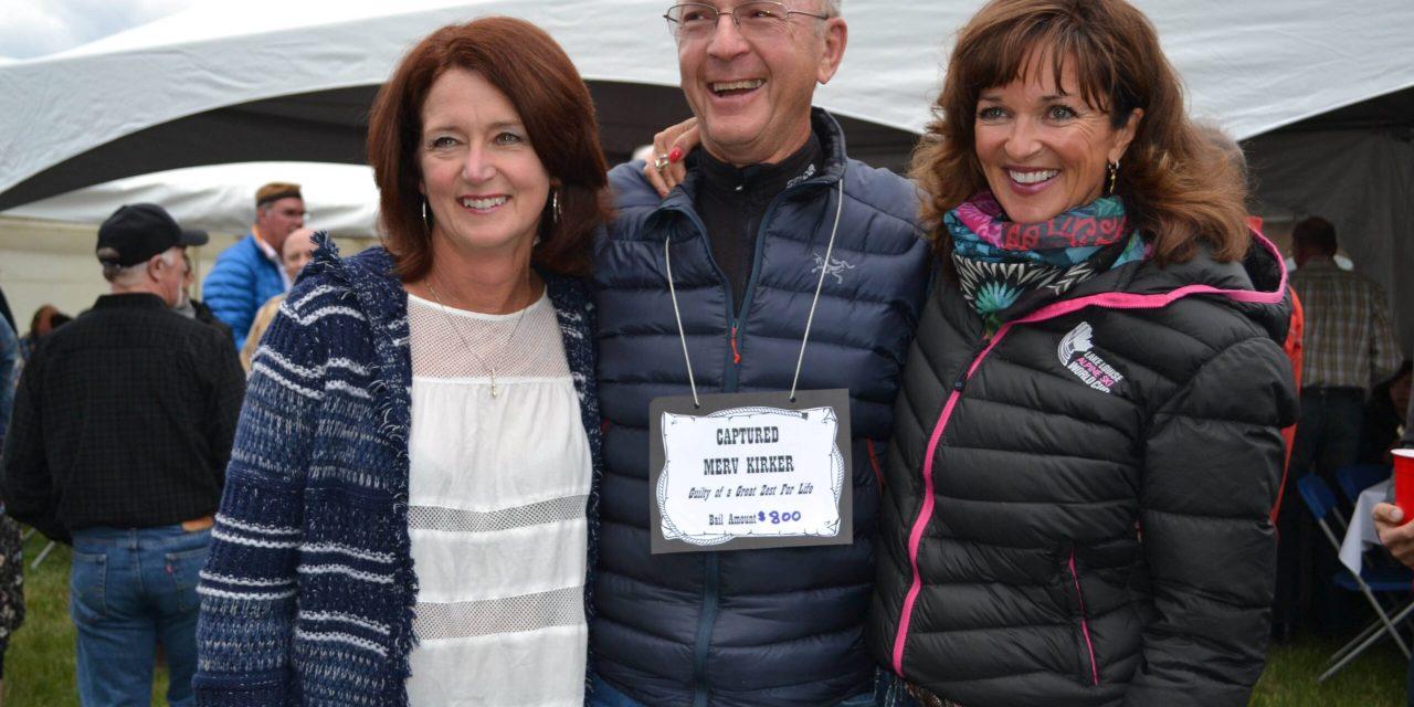 Legacy Trail fundraiser a huge success
