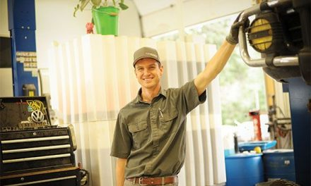 Local automotive technician up for national award