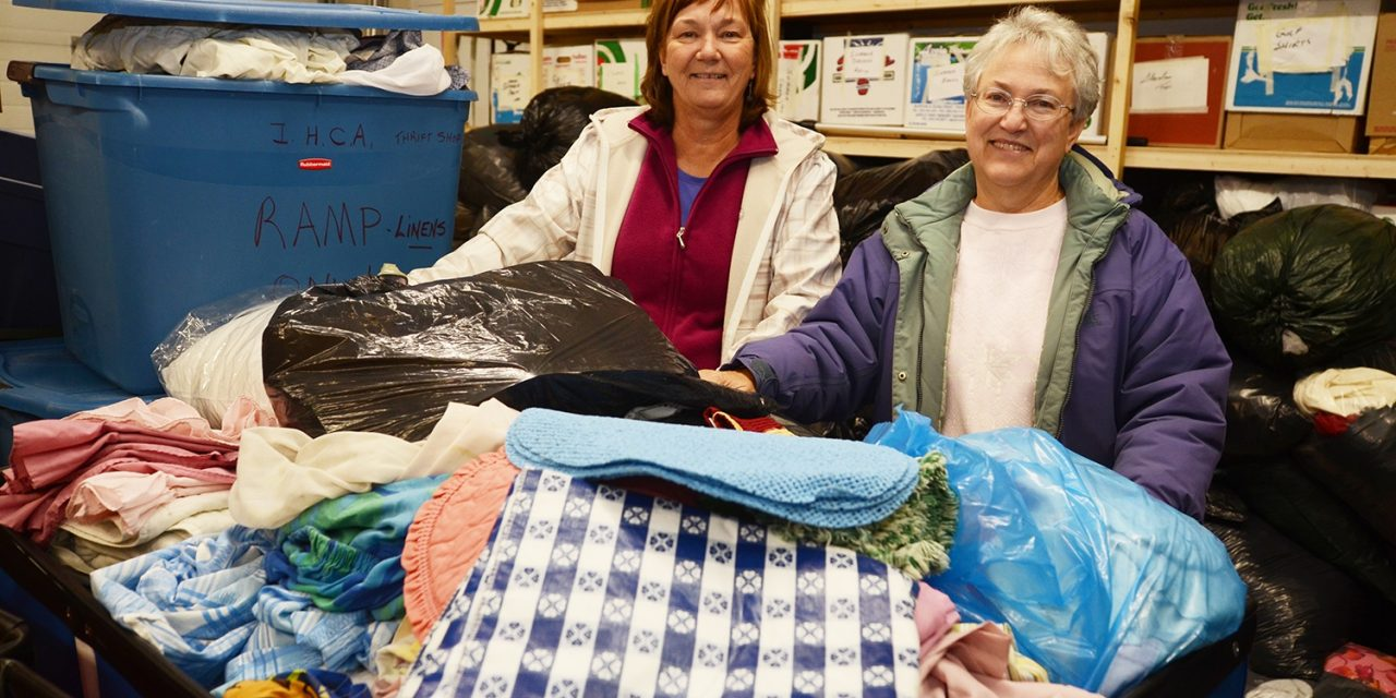 Columbia Valley cared for by profitable Thrift Shop