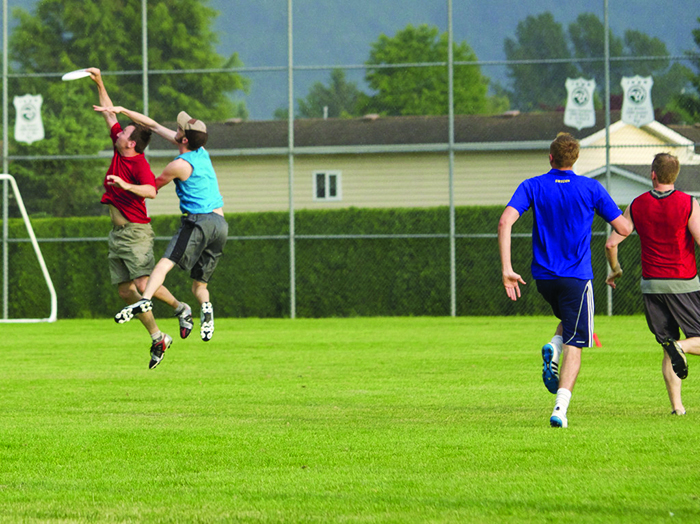 Nation-wide Ultimate game makes its way to Invermere