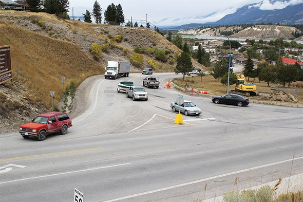 Two projects underway near Panorama Drive