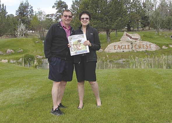 Thorsten and Trich Gaul in Redmond, Oregon.