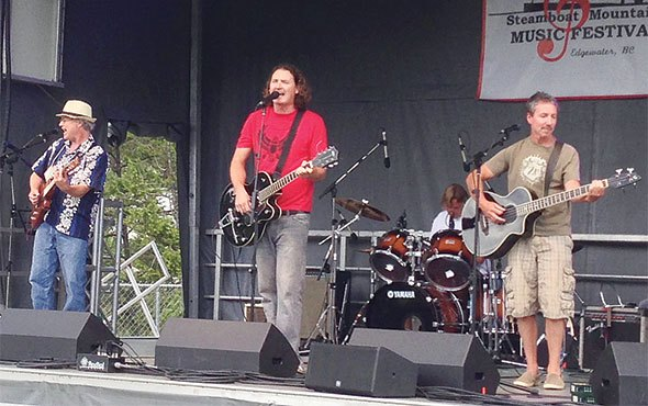 Local talent abounds on Steamboat stage