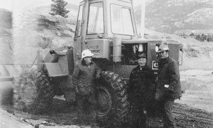 New  loader, 1973