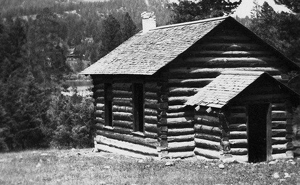 Stately schoolhouse