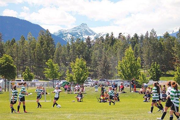 Soccer tournament packs valley