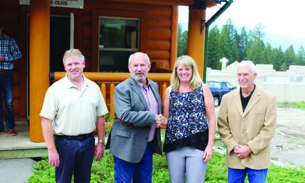 Province provides help in Fairmont Flood Mitigation Project