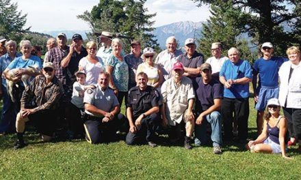 Local range patrol hits three-decade milestone