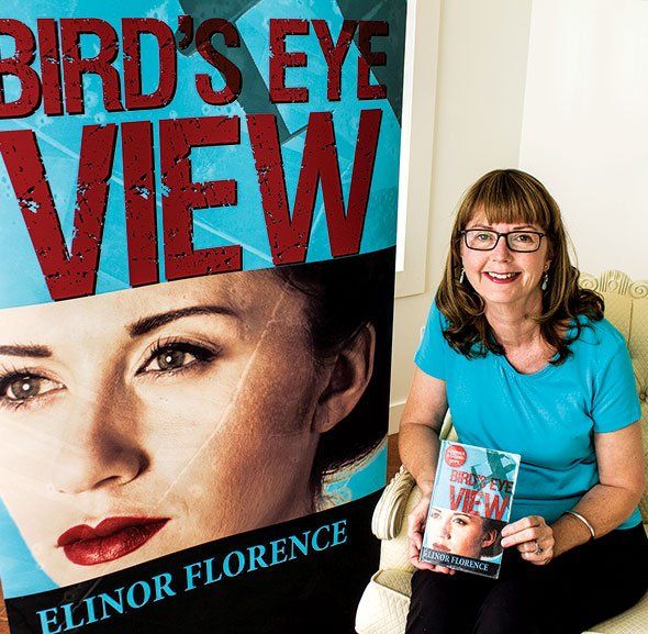 Local author to hold B.C. book launch at Pynelogs