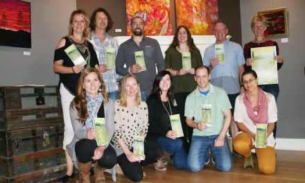 Invermere galleries gang up for Art Walk