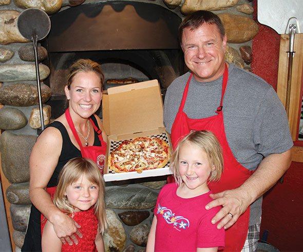 Pizza pioneers open in Windermere