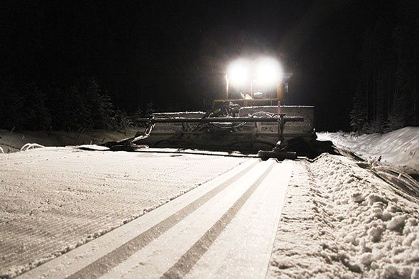 Nordic Centre open for business