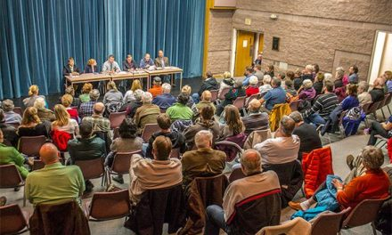 Invermere candidates make their pitch