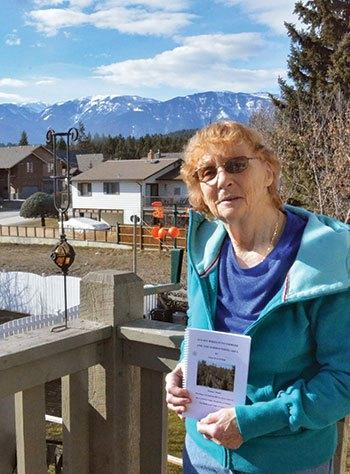 New book highlights  valleys milder hikes
