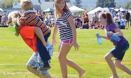 Dorging ahead at Fall Fest