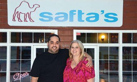 Saftas restaurant sets sail