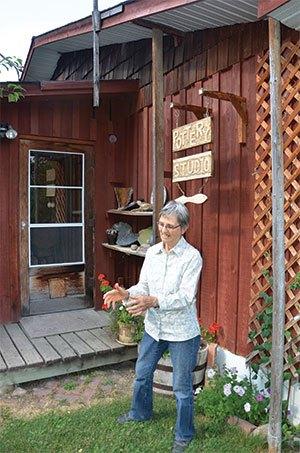 Caraway Pottery opens doors