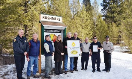 Rushmere lands first East Kootenay FireSmart title