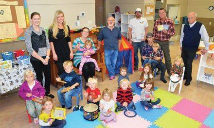 Caring crew amplifies music program
