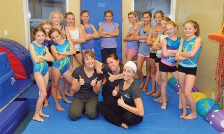 Glacier Peaks Gymnastics adds second home