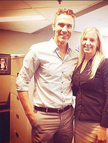 Invermere grad making bid as Canadas first female NHL agent