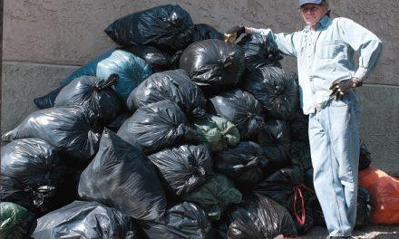 Garbage overload