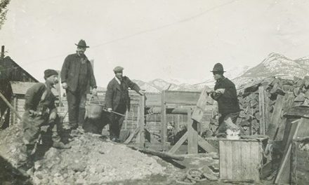 Well diggers in Windermere