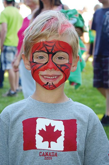 Celebrate Canada Day with Mountain Mosaic Festival