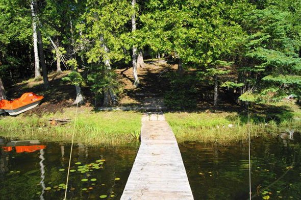 Watershed Wanderings: Spring cleaning on the lake