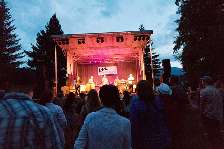 Big acts prepared for Invermere MusicFest