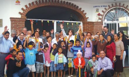 Invermere Rotarian helps open Mexican orphanage
