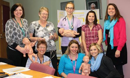 Invermere a safe place to give birth