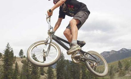 New bike park officially opens