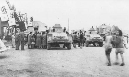 Victory Loan Drive, 1945