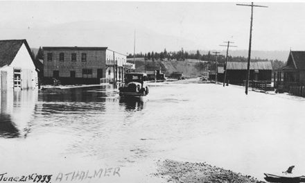 Recalling the flood year of 1933