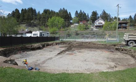 Ground broken on Splash and Spray Park at Kinsmen