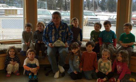 Mr. Joseph recognized for literacy efforts