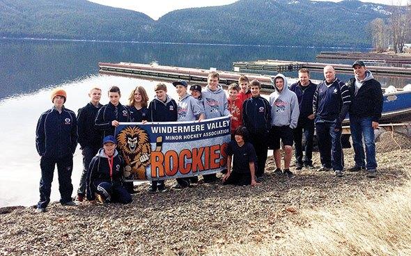 Bantam Rockies return with silver