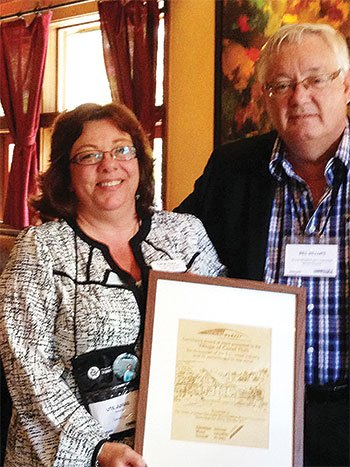 Discovery Centre wins award for Canal Flats