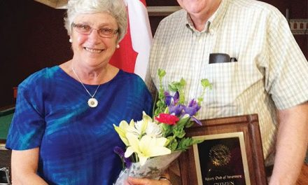 Kipp couple share Rotary Citizen of the Year