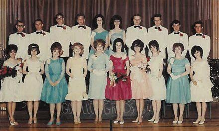 David Thompson High School Graduation: 50 years ago