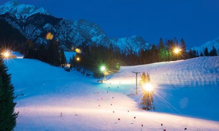 Recreational racing returns to Fairmont ski slopes