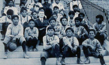 Memories from residential school survivors