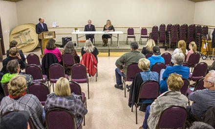 School board seat contested