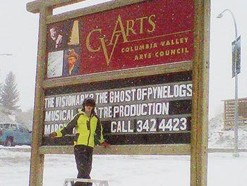 Locally-produced musical brings local history to life at Pynelogs