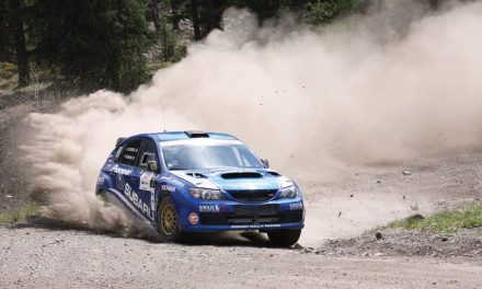 Rocky Mountain Rally revving up