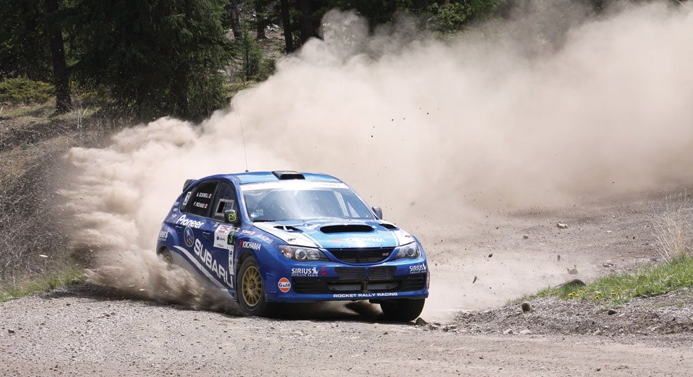 Rocky Mountain Rally revving up