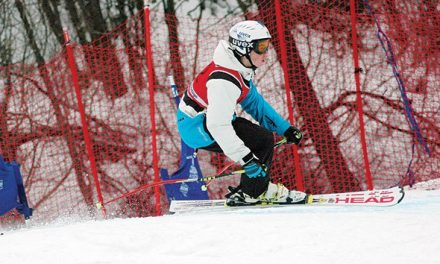 Young Canuck skiers make their mark